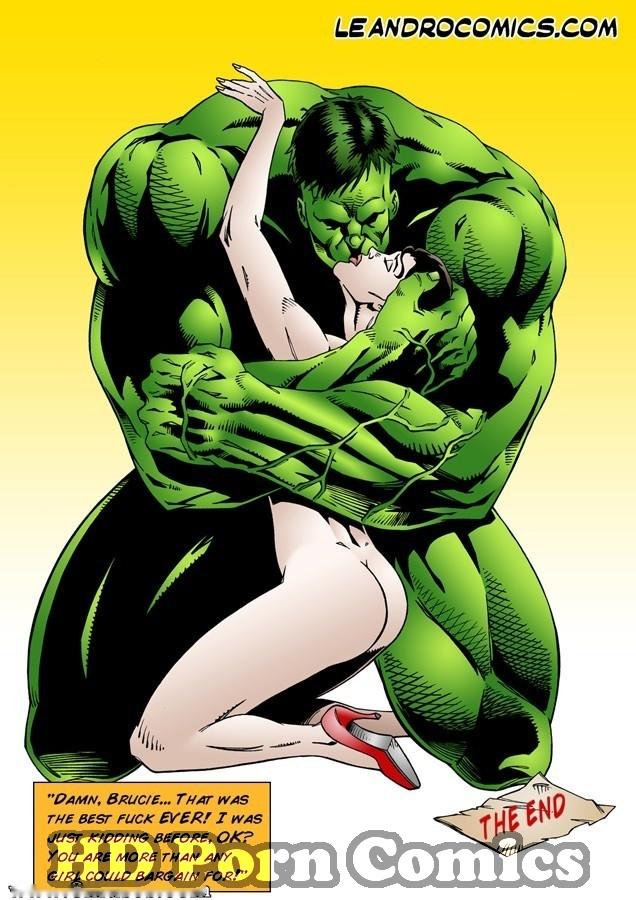 Porn hulk she hulk